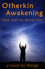Otherkin Awakening Book Cover Concept
